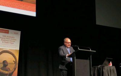 34th Australia Papua New Guinea Business Forum Communique